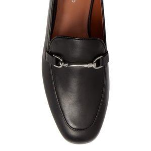 Tony Bianco Teslar Black leather Loafers